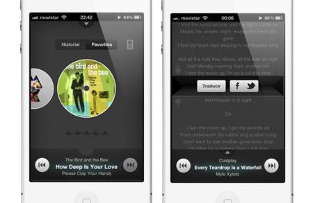 Singit!, la aplicación para disfrutar al máximo las letras de tu música en iOS