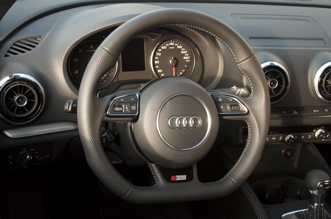 Foto de Audi A3 presentación (4/39)