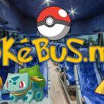 Pokémon Go más un Party Bus es igual a PokéBus