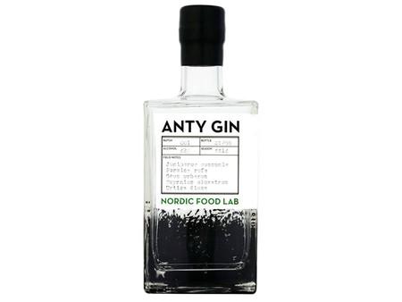 Anty Gin, ginebra aromatizado con hormigas