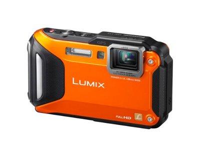 Todoterreno y resistente: así es la Panasonic Lumix DMC-FT5 que Mediamarkt tiene esta mañana a 269 euros