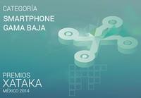 Mejor smartphone gama baja, vota por tu preferido para los premios Xataka México 2014