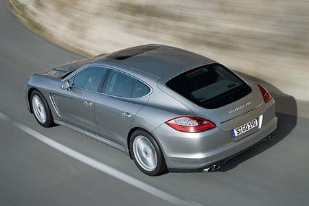 Porsche ya tiene 4.500 pedidos del Panamera