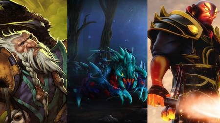 Los 3 héroes que verás hasta en la sopa las próximas semanas en tus partidas de Dota 2