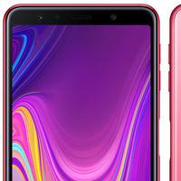 Samsung Galaxy A7 2018: el gama media premium vuelve con triple cámara y sensor de huellas en el lateral