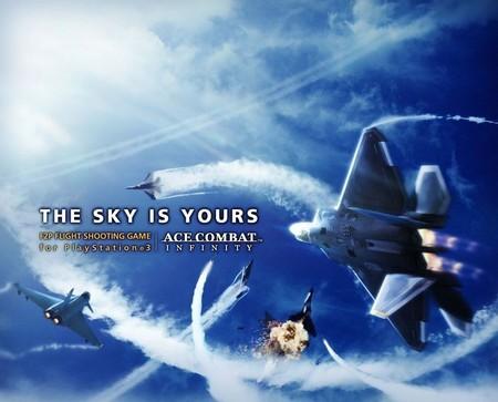 Mañana despega la beta de Ace Combat Infinity en PS3