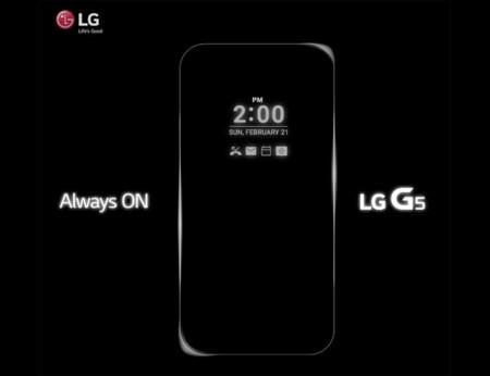 LG se apunta a las pantallas Always On con el LG G5 y nos muestra su funda Quick Circle