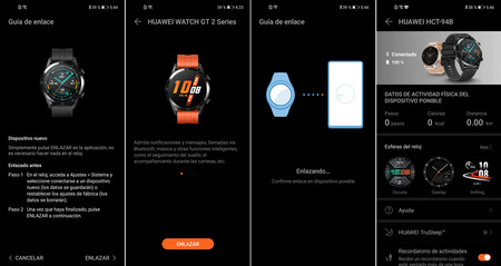 Huawei Watch Gt 2e Android App