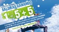 Movistar lanza una tarjeta que ofrece 10 euros de saldo pagando 1