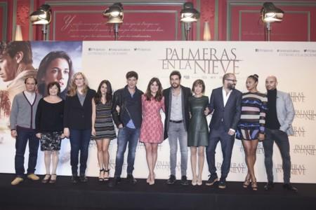 Y más 'Palmeras en la Nieve' en Madrid