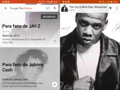 Google arregla, por fin, uno de los fallos más tontos de Play Music