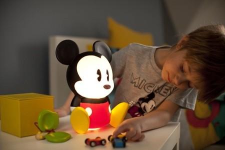 Philips se alía con Disney para iluminar la habitación de los peques