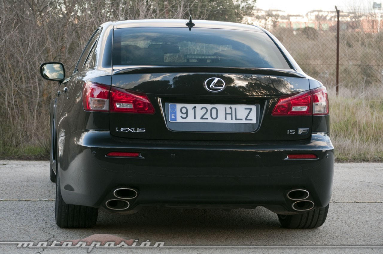 Foto de Lexus IS F (prueba) (8/46)