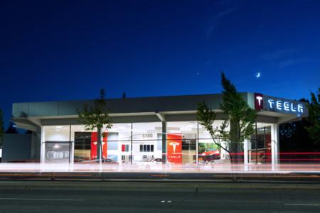 Tesla Store Palo Alto