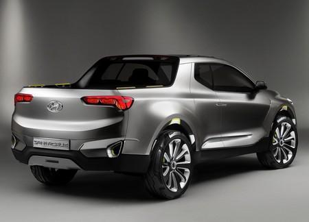 Hyundai Santa Cruz Concept 2