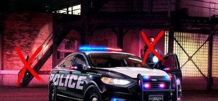 Ford dice que la patrulla del futuro será autónoma, con inteligencia artificial y no necesitará oficiales