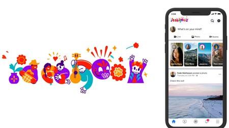 Día de Muertos tecnológico: Facebook tendrá un logo temático, TikTok un concurso de catrinas y hasta una app para ver el desfile en RA