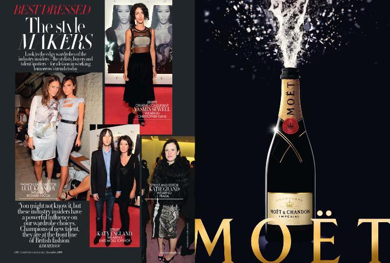 Foto de El Top 20 de las mejor vestidas de 2009 según Harper's Bazaar (9/9)