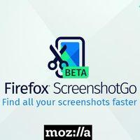 Firefox ScreenshotGo: la aplicación de Mozilla para buscar y organizar tus capturas de pantalla en Android