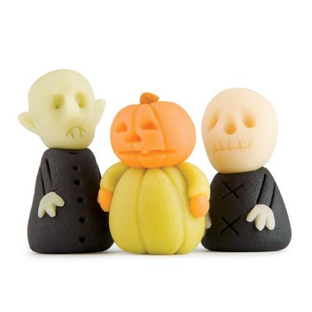 Figuritas de mazapán de Halloween de Dean & Deluca