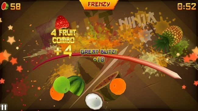 Fruit Ninja (Windows 8)
