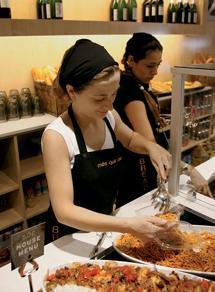 Casual Food, fast food saludable