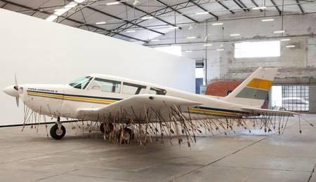 Avión de los carpinteros