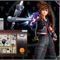 Kingdom Hearts: Union χ recibe el mundo clásico de Kingdom Hearts III para obtener una llave espada especial