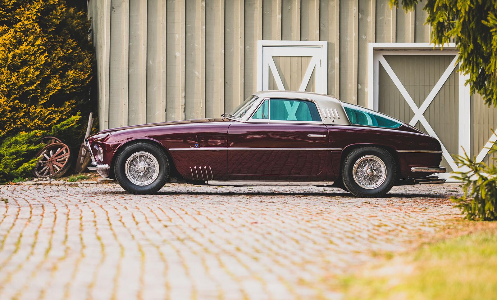Foto de Ferrari 375 America Coupe Vignale (1954), a subasta (4/16)