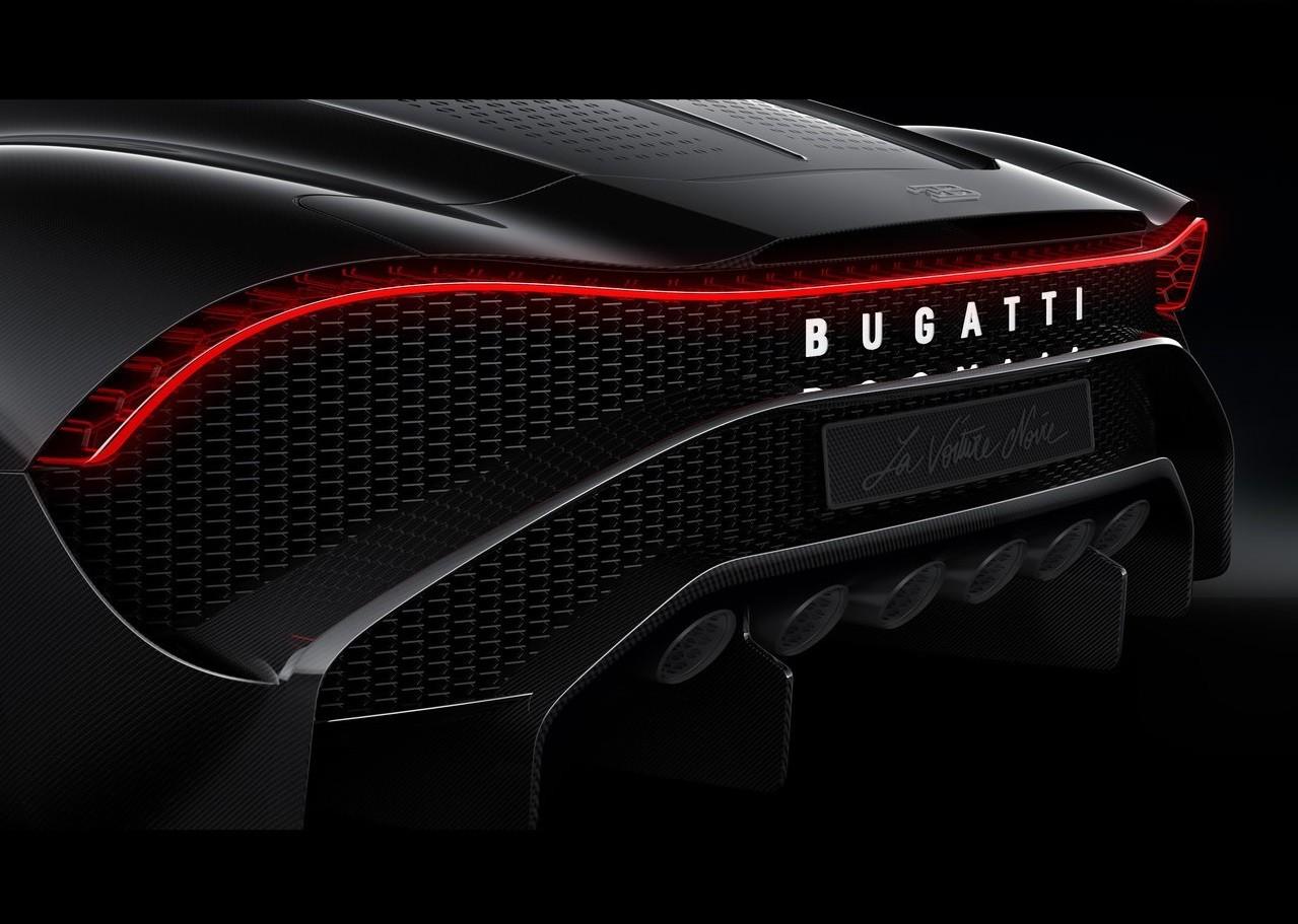 Foto de Bugatti La Voiture Noire (26/28)