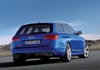 Audi RS6 Avant, el Audi más potente hasta el momento