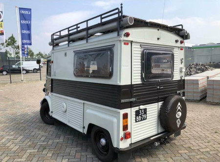 Citroën Camper Type H
