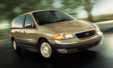 La NHTSA investiga al monovolumen Ford Windstar