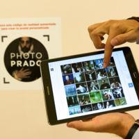Samsung se lleva la realidad aumentada al Prado para que nos hagamos fotos con los cuadros