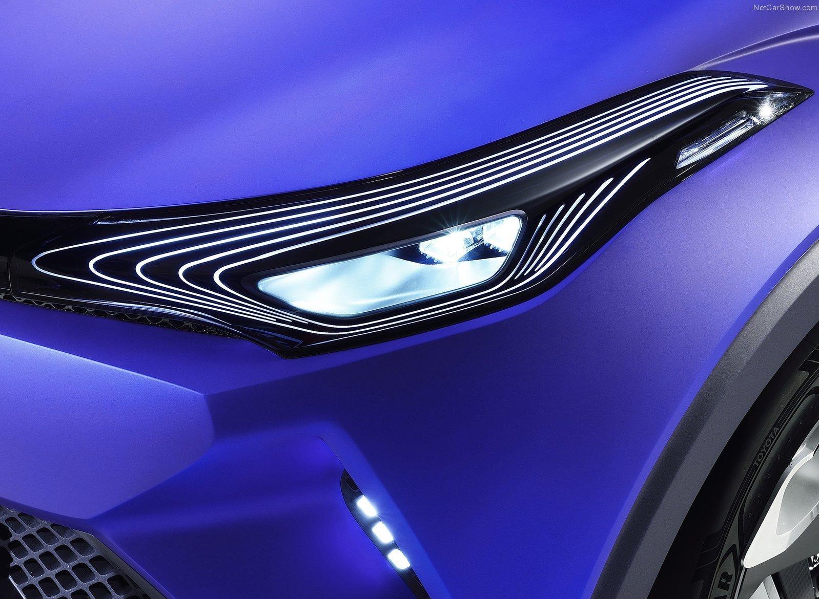 17 fotos más de Toyota C-HR Concept