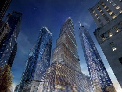 Así de espectacular lucirá la nueva torre del World Trade Center de Nueva York