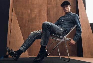 La apuesta en denim de Zara hace que el desenfado se vuelva cool para el otoño
