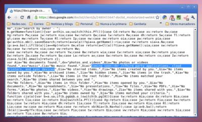 Google Docs tendrá aplicaciones externas, impresoras en la nube y sincronización