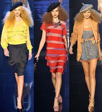 Sonia Rykiel celebra sus 40 años como diseñadora en la Semana de la Moda de París