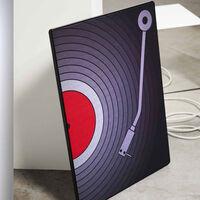 Detrás de estos cuadros está lo nuevo de IKEA y Sonos y llega a España: así es el diseño de los nuevos altavoces Symfonisk