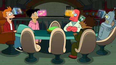 'Futurama' tendrá una octava temporada
