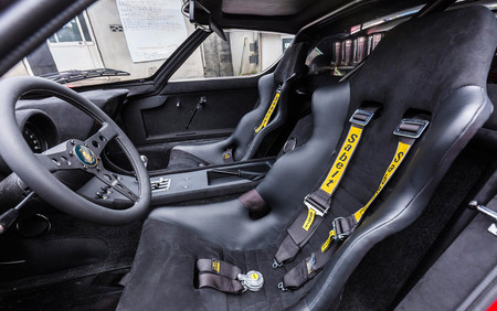 Lamborghini Miura SVR, restaurado por Polo Storico