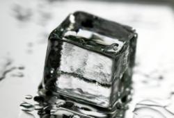 Quiz Genciencia: cubito de hielo
