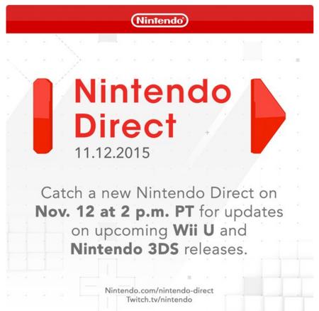 Nintendo Direct Noviembre