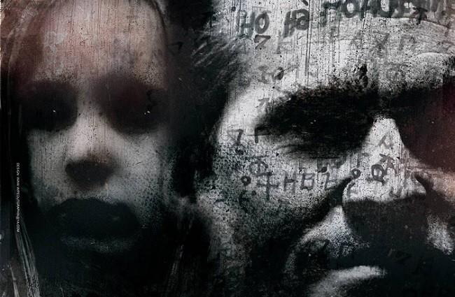 Imagen con el cartel de 'Moscow Zero'