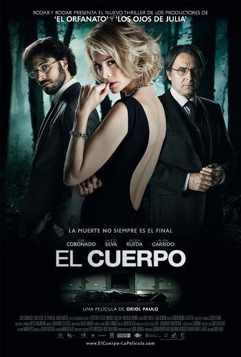 Imagen con el cartel de 'El Cuerpo'
