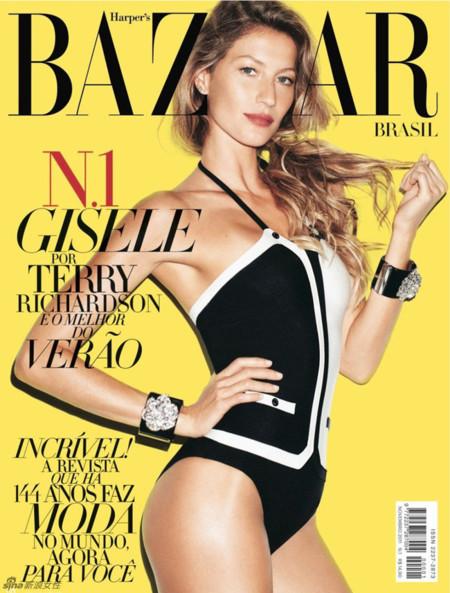 Harpers Bazaar Bundchen