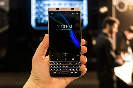 Blackberry Keyone 01