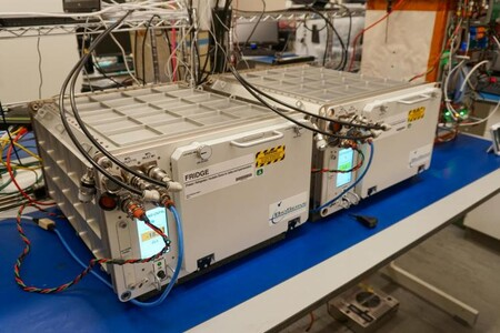 La Estación Espacial Internacional recibe sus primeras neveras espaciales: con ellas esperan mejorar la dieta de los astronautas