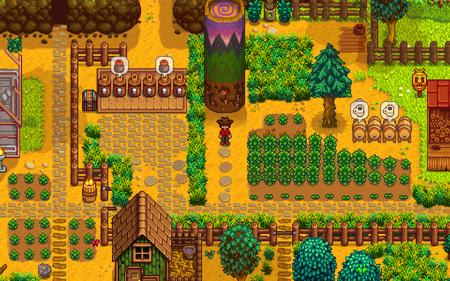 Ya es posible jugar a Stardew Valley en castellano en PC con su nueva actualización